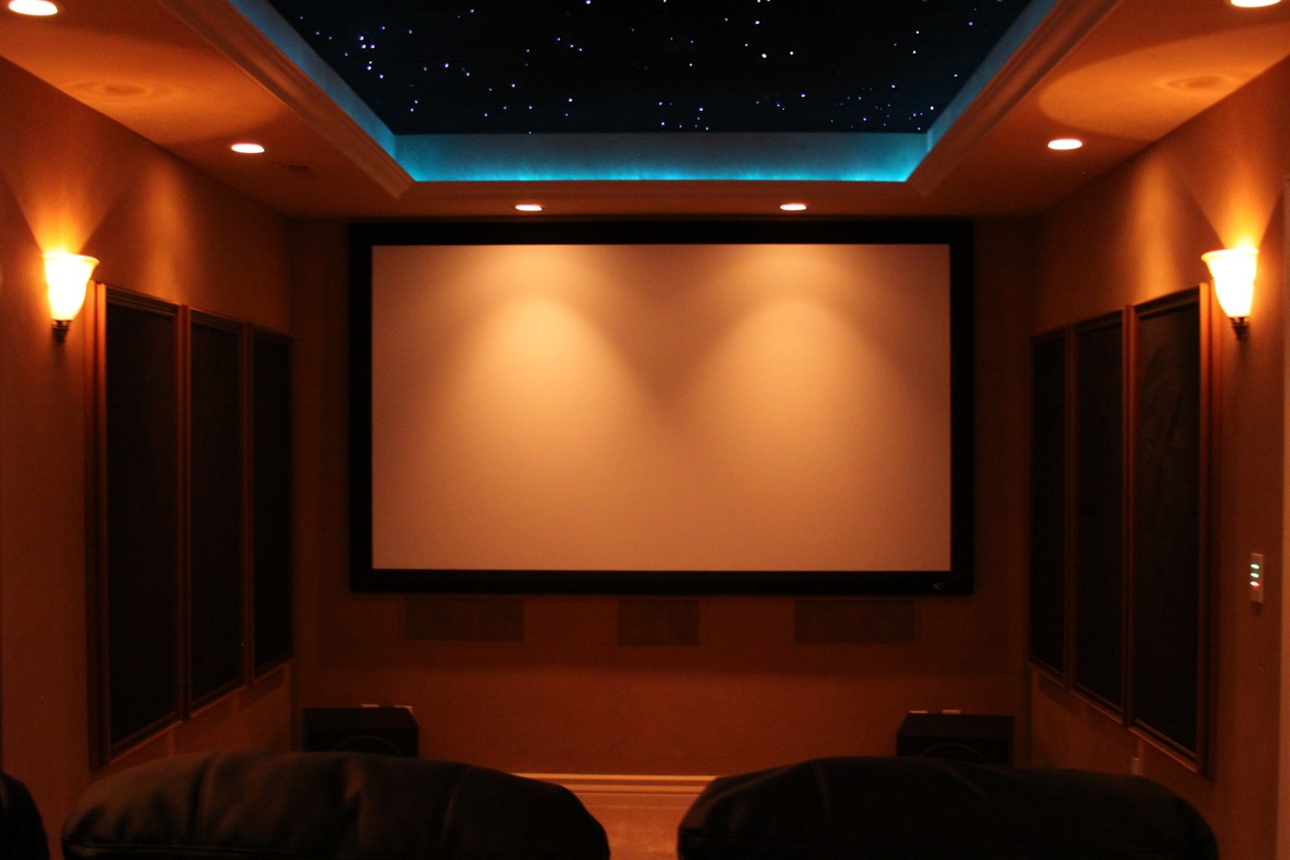 Panasonic PT-AE4000U Home Theater by Richard Johnson