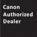 Canon Authorized Dealer Logo