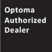 Optoma Authorized Dealer Logo