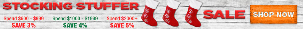 Stocking Stuffer sale Banner