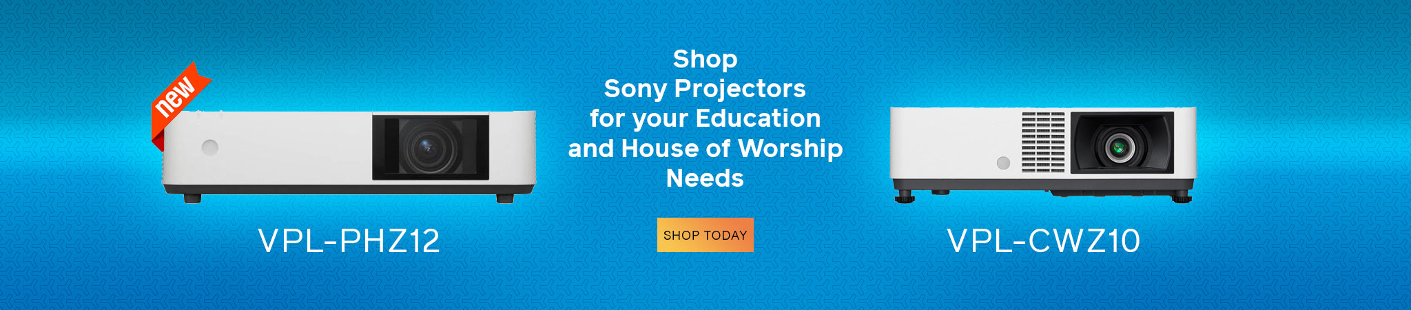Shop new laser Sony projectors