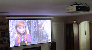 Projector People : Video Calibration