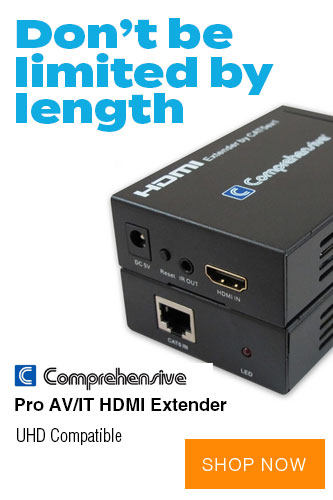 ComprehensivePro AV/IT HDMI Extender