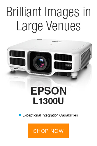 EPSON L1300U Projector
