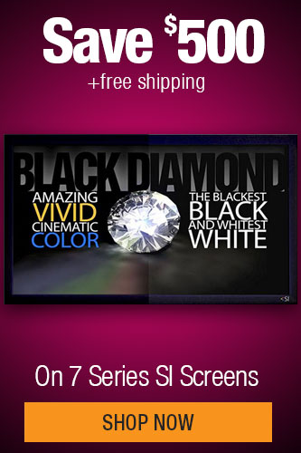 Save up to $500 on Screen Innovations Screens
