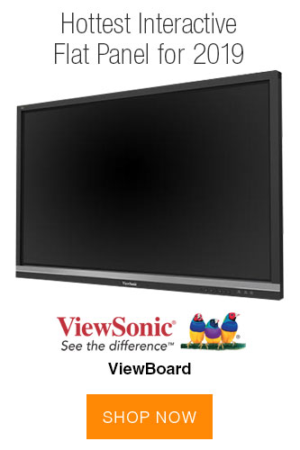 viewsonic viewboards