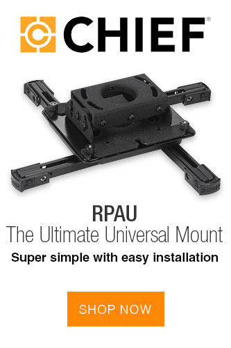 CHIEF RPAU Universal Mount