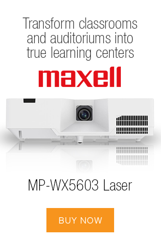 Maxell WX5603 Projector
