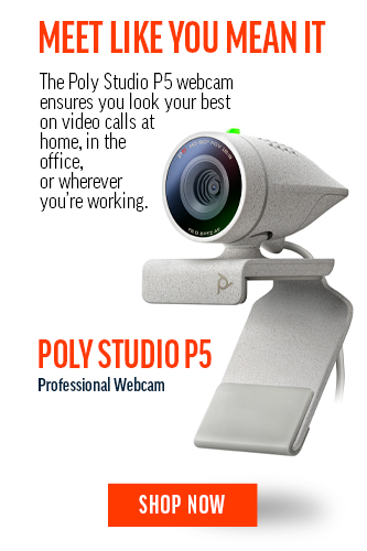 Poly P5 Professional Webcam