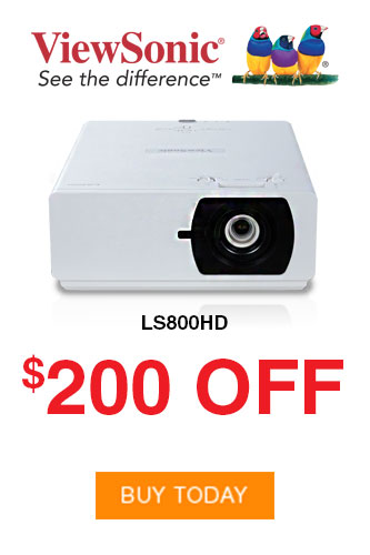 Viewsonic LS800HD