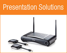 presentation solutions for classrooms