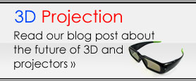The Future of 3D Projection